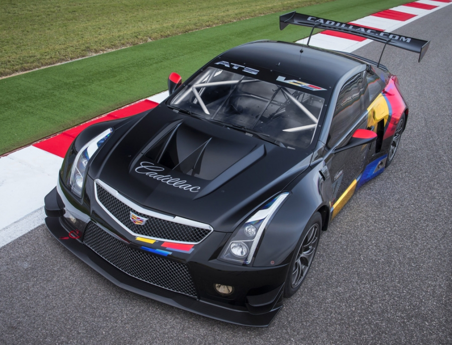 Cadillac ATS-V.R. Coupe for the Racetrack released as a succesor to the CTS-V.R